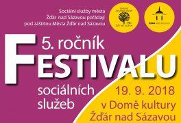 5. ročník Festivalu sociálních služeb