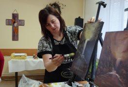 Přihlaste se na malování technikou olejomalby Boba Rosse
