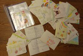 Dopisy od žáků z II. ZŠ